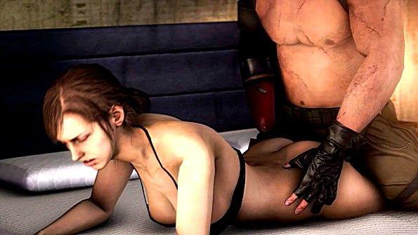 Порно Пародия На Металл